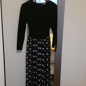 Le Chateau Late 1980's Dress- Size 7